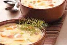 Soups for Rainy WA Days / by Hannah Comerford