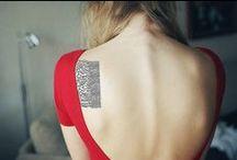Tattoos / by Carolina Orberg