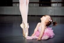 Ballerinas / by Michelle Ohlhauser