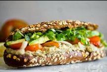 Vegan Sandwiches, Wraps & Subs / by Ignatz Ⓥ