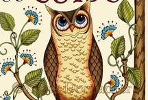 OwLs / A collection of all things OwLs!!!  :D / by April Boone