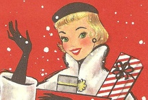 Vintage Christmas Cards / by Michelle Ohlhauser