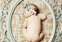 Baby Photo's Ideas / by Kristin Gianatasio