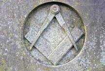 "Freemasonry / The origins and early development of Freemasonry are a matter of some debate and conjecture.  A Poem known as the ""Regius Manuscript"" has been dated to approximately 1390 and is  the oldest known masonic text.  The poem begins with a history of the ""craft"" of masonry, describing Euclid as the inventor of geometry and then tracing the spread of the art of geometry through ""divers lands"", ending up in England.  This is followed by 15 articles for the master concerning moral behaviour. / by Patti Adams"