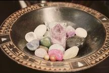 Stones / Gemstone and crystal correspondences, magick and photographs.