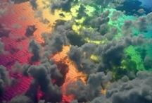 Colors / Color magick, correspondences and photographs.