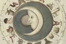 Moon / The moon, esbats and the feminine divine.