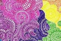 Doodles! O lo q siempre he hecho en clase ;-)