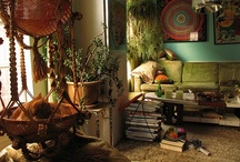 Living Space / Ideas to create a functional, organized and happy home.
