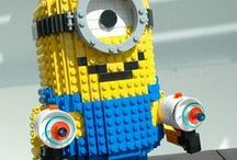Lego: Pictures / Collection of Lego creations and/or official sets.