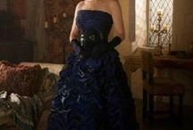 Reign Dresses - Wrong!