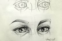 Drawing tips / by Hannah Sommerville