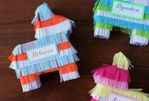 Craft | Pinatas / Every party needs a pinata for a little added fun.  / by Amy | Mod Podge Rocks