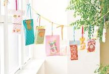 Craft | Garlands / Garlands for every occasion.  / by Amy | Mod Podge Rocks