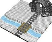 Lego: Plans / Ideas for building cool Lego things of my own.