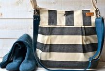 Modern and Practical Diaper Bags / Modern and Practical Diaper Bags