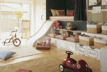 Awesome Kid's Rooms / Creative ideas for kid's rooms.