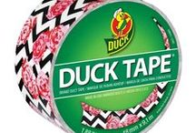 Craft | Duck Tape / Duck Tape is one of the most amazing craft supplies ever - here are my favorite projects! / by Amy | Mod Podge Rocks