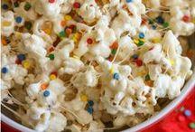 Family Movie Night / Grab the popcorn and snacks and plan a fun family movie night in your new home!