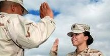 Military Pay and Benefits | KateHorrell.com / Everything you need to know about military pay and benefits, including housing allowances, educational benefits, moving allowances, benefits for kids, and more!