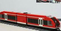 Lego: Monorail