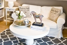 For My House / My future home decorating inspiration board. / by Crystal Renfrow