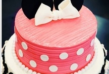 All about Cakes and Cupcakes / by Kristina Panizzi Woodley