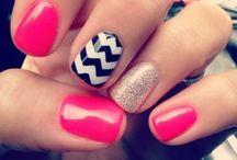 Nails <3 / by Nikki Fornataro