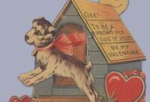 vintage Valentines / by Jamie Burns