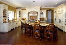 Kitchen / BJ Armstrong Custom Homes