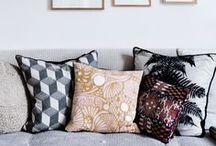 some cute pillows