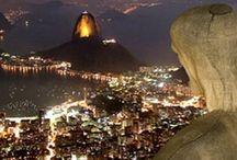 Brasil / by Linda Elliott