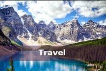 Travel Deals / From outdoor adventures to worldwide travel, we've got great deals for it. / by DealsPlus Deals and Coupons