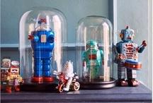 Robots / by Silva Ware by Walter Silva