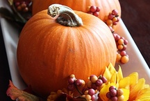 Fall - Decor/Crafts / by Dawn Vizzolini