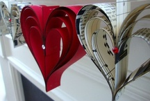 Valentine's Day - Decor/Crafts / by Dawn Vizzolini
