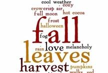 Fall My Favorite / by Nikki Fornataro