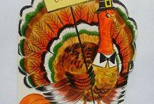 Vintage Thanksgiving / by Diane Siemers-Felder