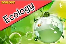 Ecology / This will hopefully be a great source for all things ecology. / by Tangstar Science