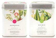 Branding + Packaging / by Sydney B.