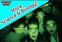 More Science and Biology!