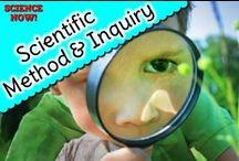 Scientific Method and Inquiry / by Tangstar Science