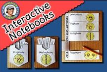 ~ My Interactive Notebooks ~