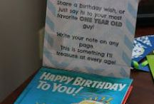 boy birthday party ideas / Different theme ideas for birthday parties / by Jennifer Convey