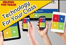 Technology for Your Class / by Tangstar Science