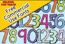 Free Commercial Fonts