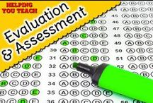 Evaluations and Assessments