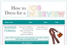 Her Interview Outfit Infographics / Woman interview outfit, woman interview attire, dress for success