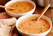 Soup Recipes & Ideas / Yummy soup recipes