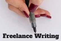Freelance + Work at Home / Tips, advice, and resources for freelancers, freelance writers, and those who work from home